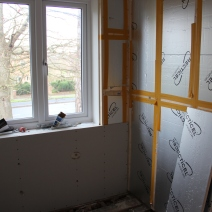 MgB Home Improvements plastering